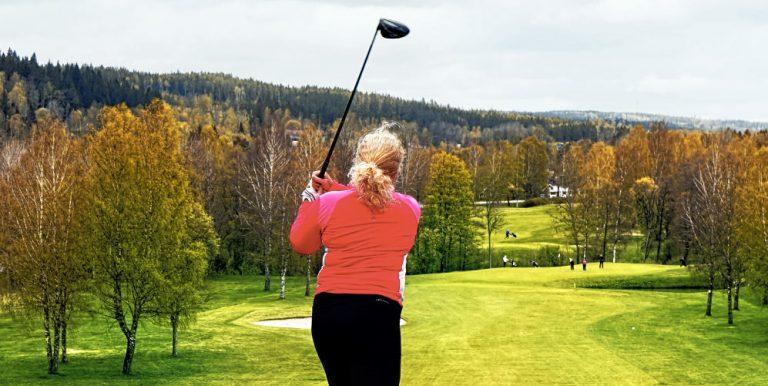 golfsving