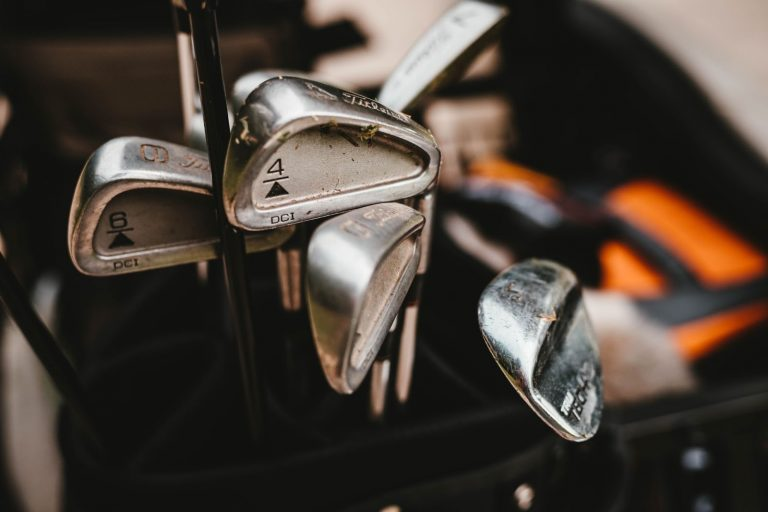rengöring golfutrustning Foto: Unsplash