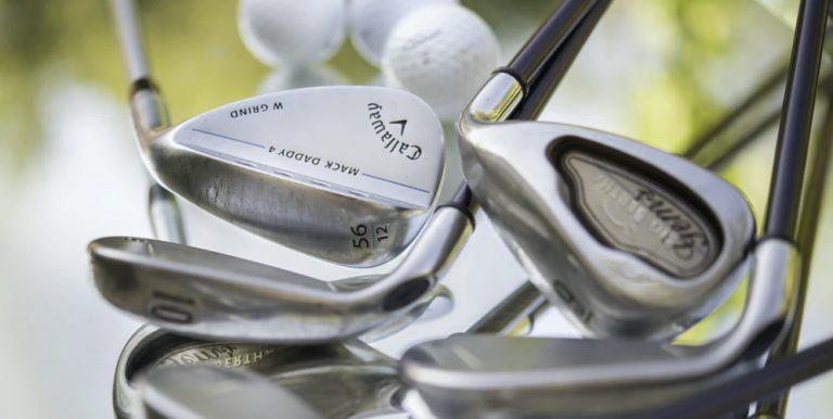 golfklubbor skaft grafit stål