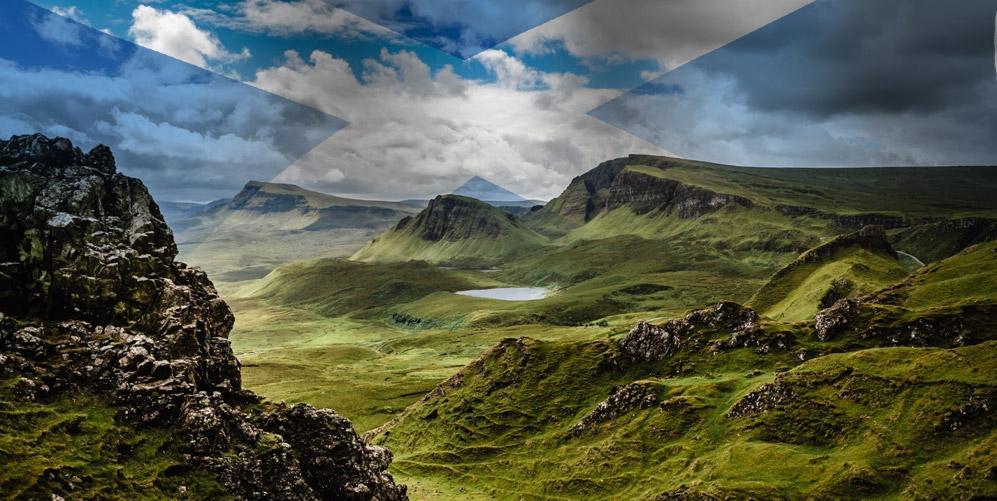 Golfresa till Skottland Foto:Unsplash
