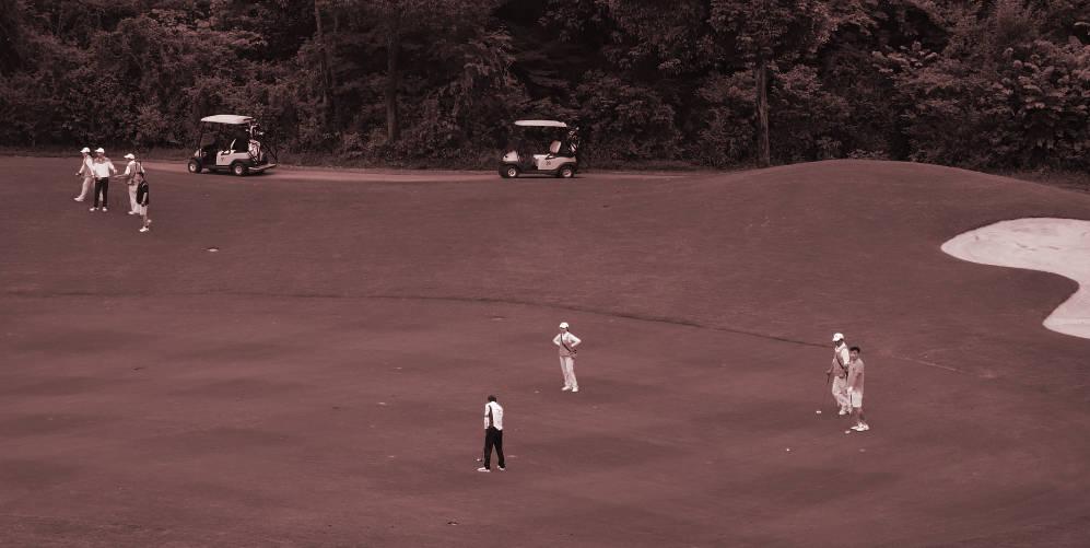 Golf vett och etikett