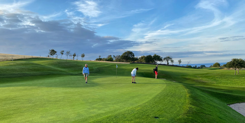 spelformer golf foursome foto:unsplash