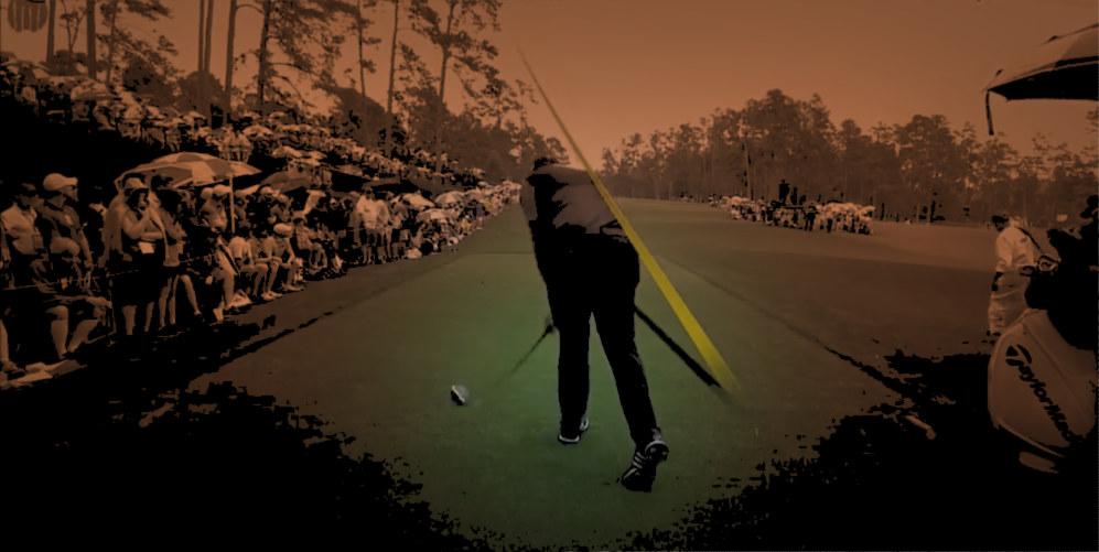 Golf misstag video