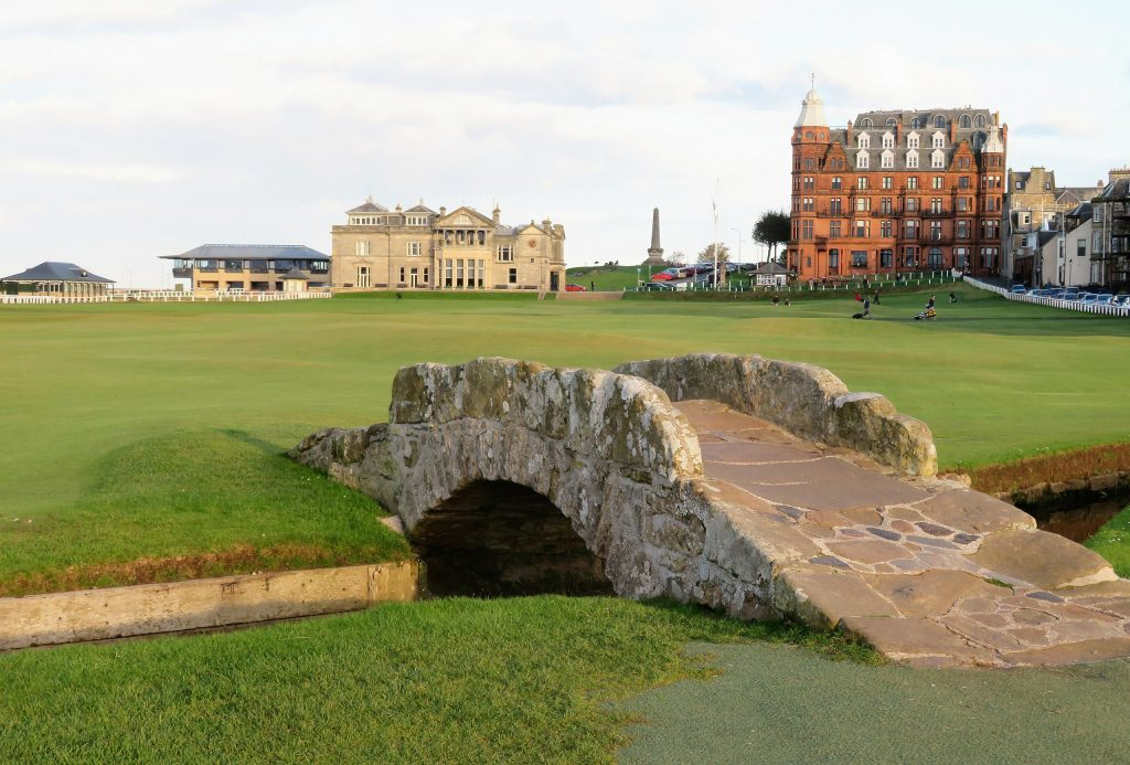St. Andrews Old Course, CC WIkipedia