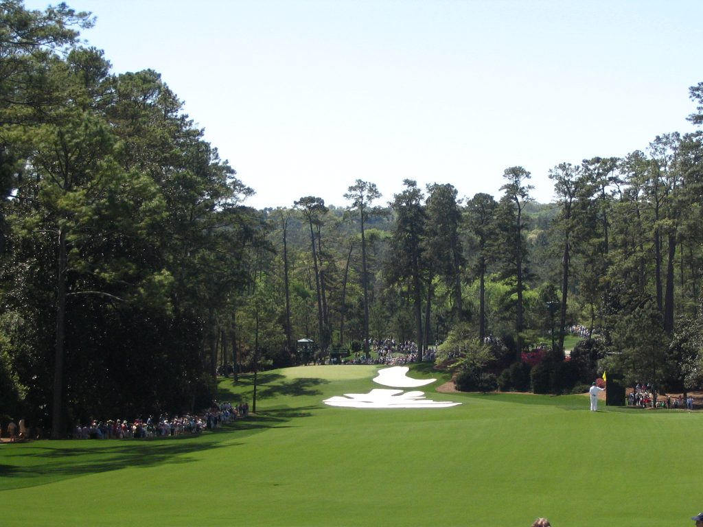 Augusta National Golf Club, CC Wikipedia