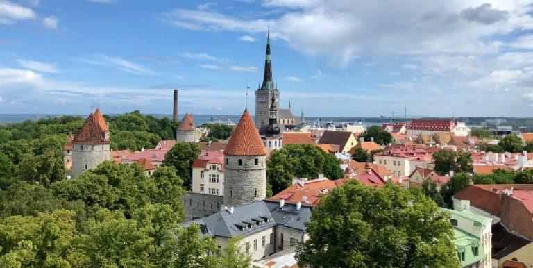 golf i Estland